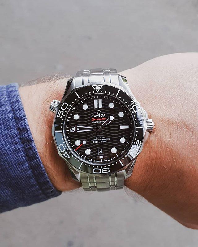 Recensione Omega dell'Omega Seamaster Diver 300M