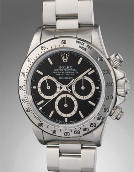 Rolex Daytona Ref. 16520 – 55.350 euro