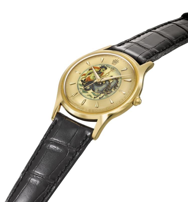 Rolex Ref. 8382 – 348.500 franchi svizzeri.