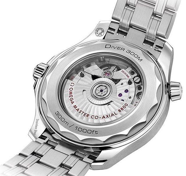 OMEGA Master Chronometer calibre 8800