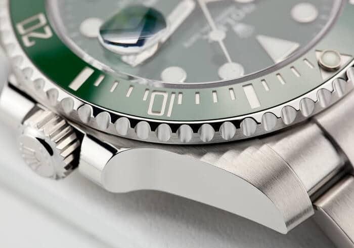 Rolex Submariner Date: Acciaio Oystersteel – M116610LV