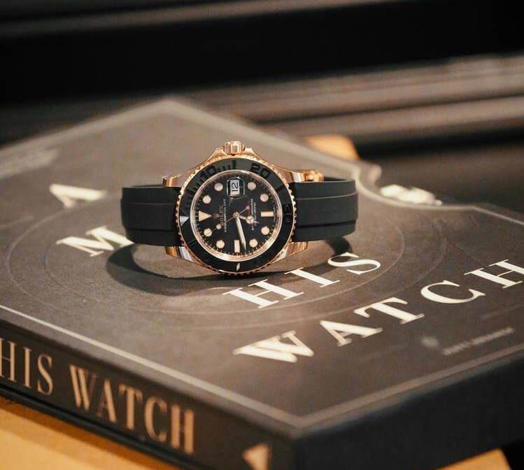 Rolex Yacht-Master 116655 DA UOMO