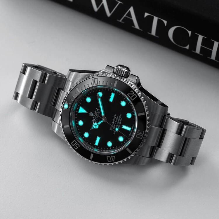 Orologio uomo submariner