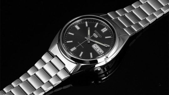 Recensione Seiko 5 gent snxs79k