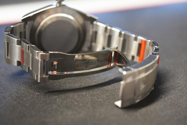 Oyster PerpetualOyster, 39 mm, Oystersteel