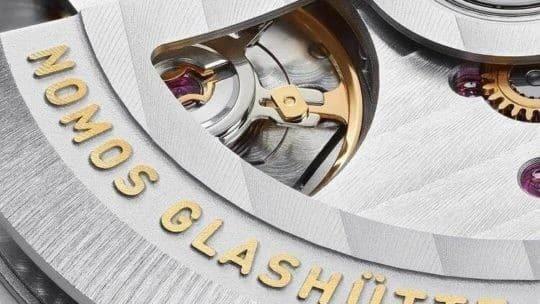 Informazioni degli Orologi Nomos Glashuette