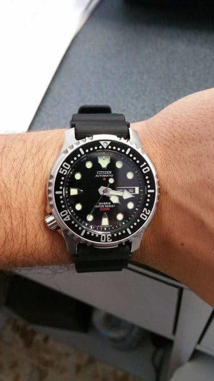 Citizen Promaster Diver 200 mt Automatico NY0040-09E