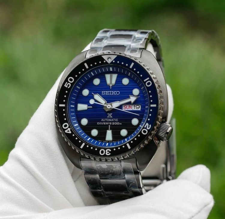 Seiko Turtle Save the Ocean srpd11k1