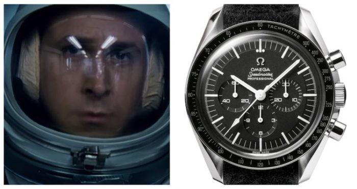 Orologio Omega Speedmaster indossato in 'First Man'