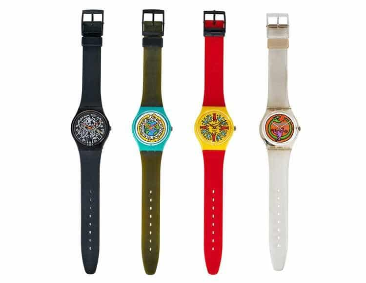 Collezione Funky Swatch Special Edition by Keith Haring