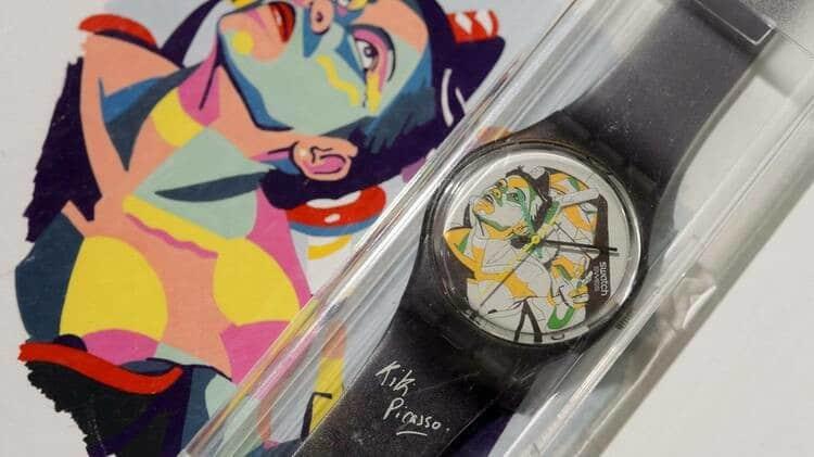 Swatch Kiki Picasso