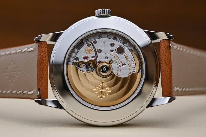 Movimento Patek Philippe caliber 26-330 S C J SE (1)