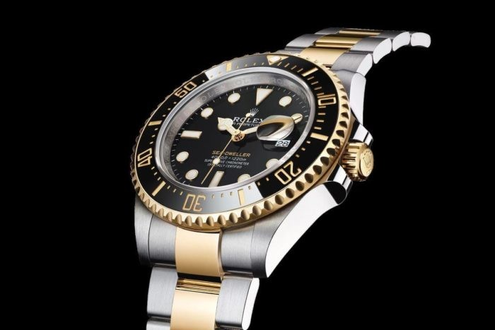 Baselworld 2019 - Rolex Sea-Dweller 43mm Yellow Rolesor Ref. 126603