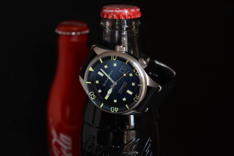 Recensione dell'orologio SpinnakerBradner SP-5062