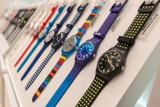 Gli orologi Swatch da collezione