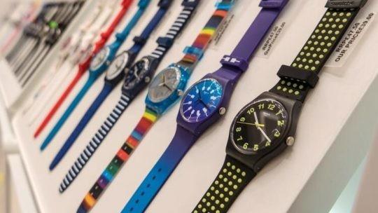 I migliori swatch da collezione