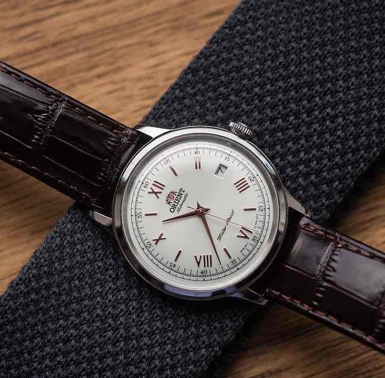 Orologio da polco Orient Bambino FER2400BW0 automatico