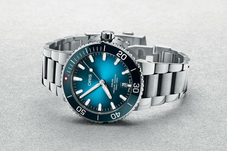 Oris Clean Aqis Ocean Limited Edition 2019