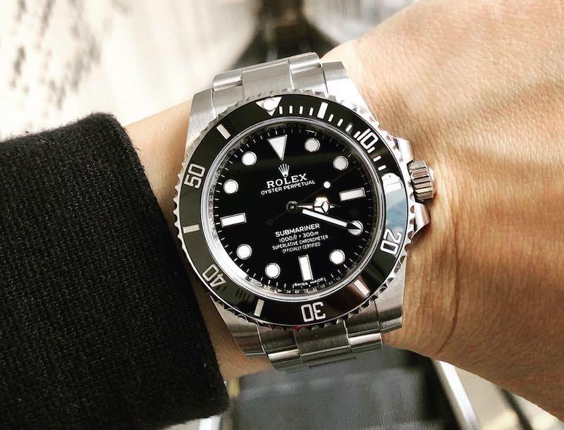 Recensione Rolex 114060 su Chrono24