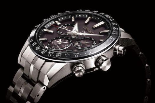 Seiko Astron: l'orologio senza batteria a energia solare