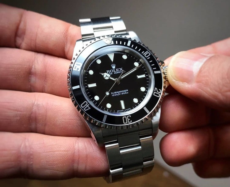 Opinioni rolex submariner no data