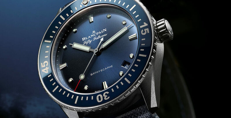 Recensione Blancpain Fifty Fathoms Bathyscaphe