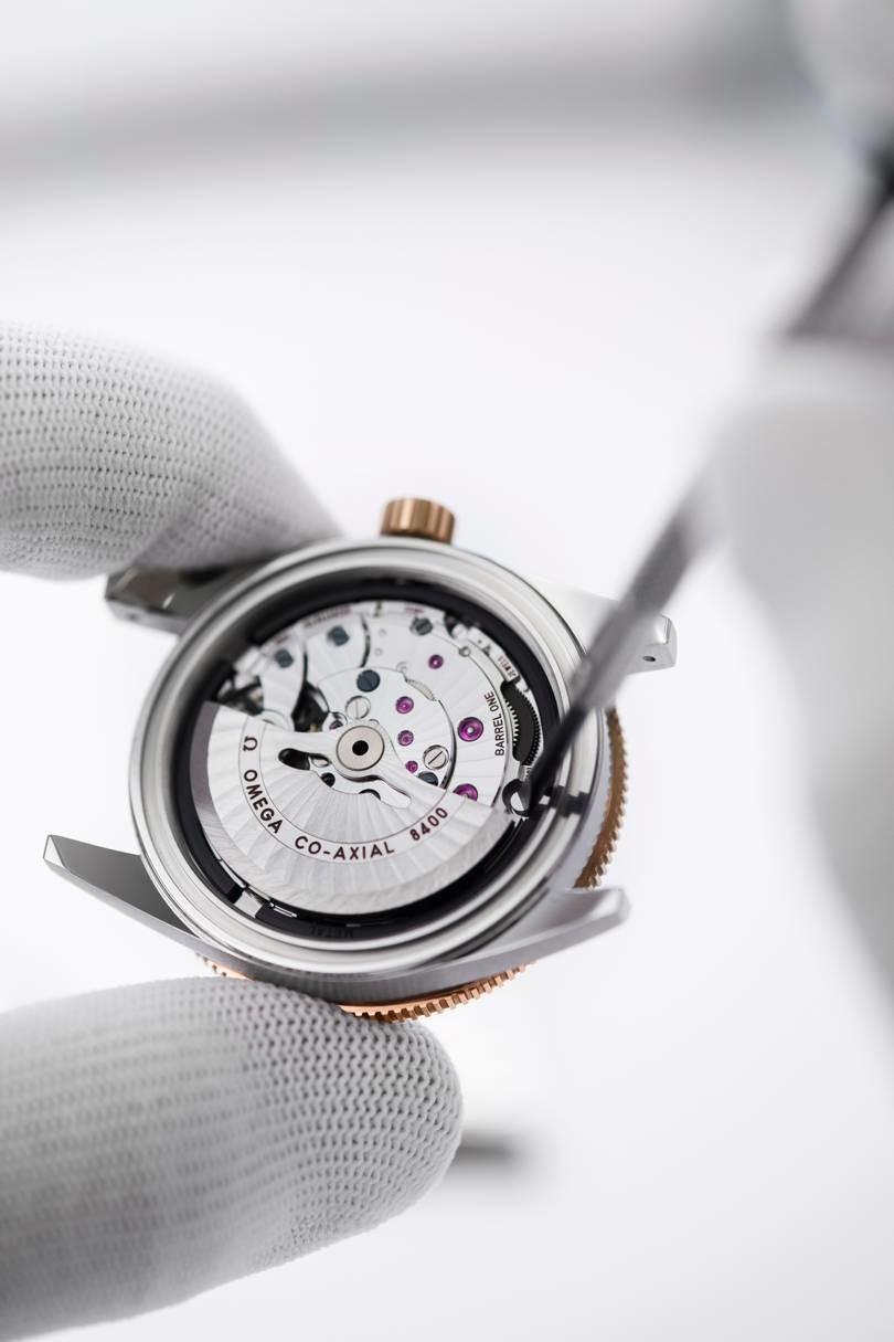 8 test Certificazione Omega Master Chronometer