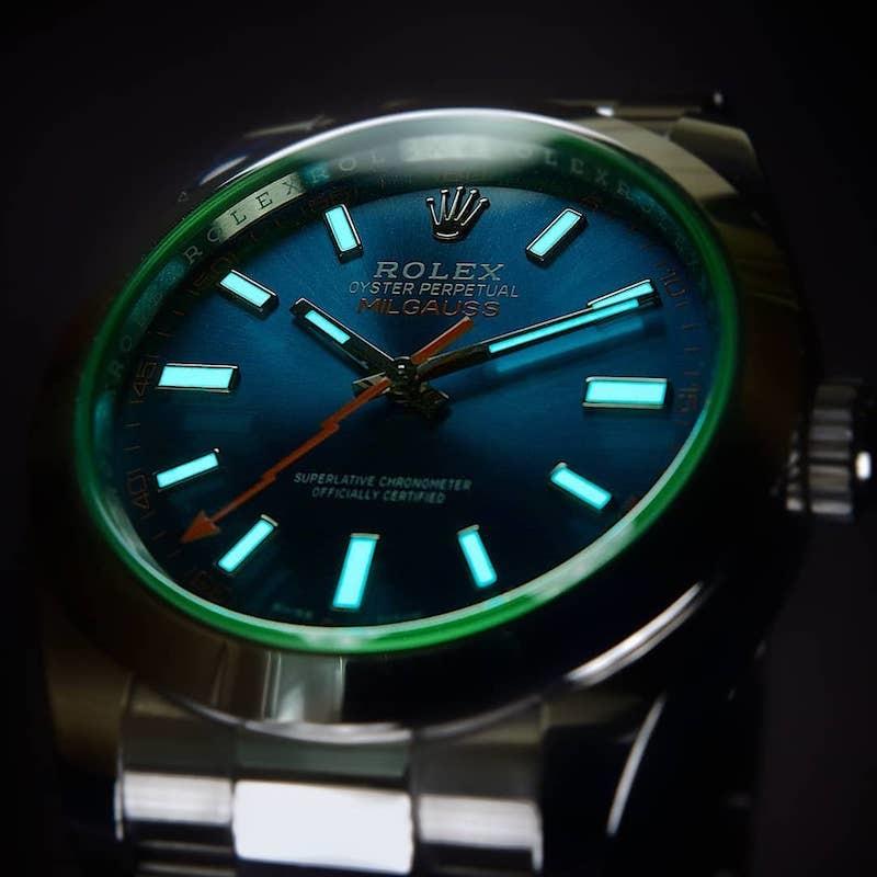 Rolex Milgauss prezzo listino