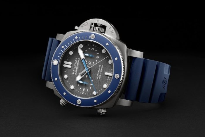 Panerai Submersible Chrono Guillaume Nery Edition PAM00982
