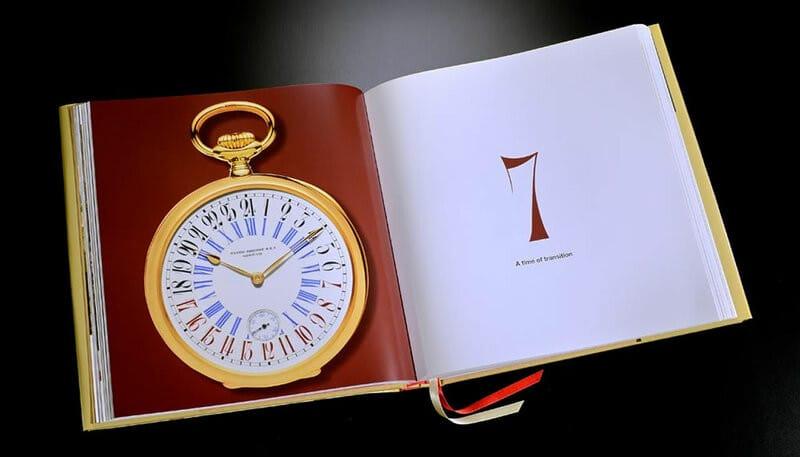 libro della collezione patek philippe