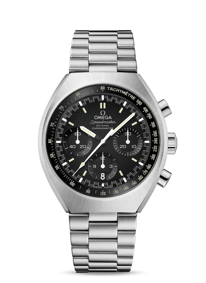 MARK II CO-AXIAL CHRONOGRAPH Ref. 327.10.43.50.01.001