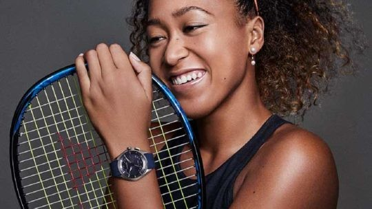 CITIZEN Smartwatch indossato da Naomi Osaka