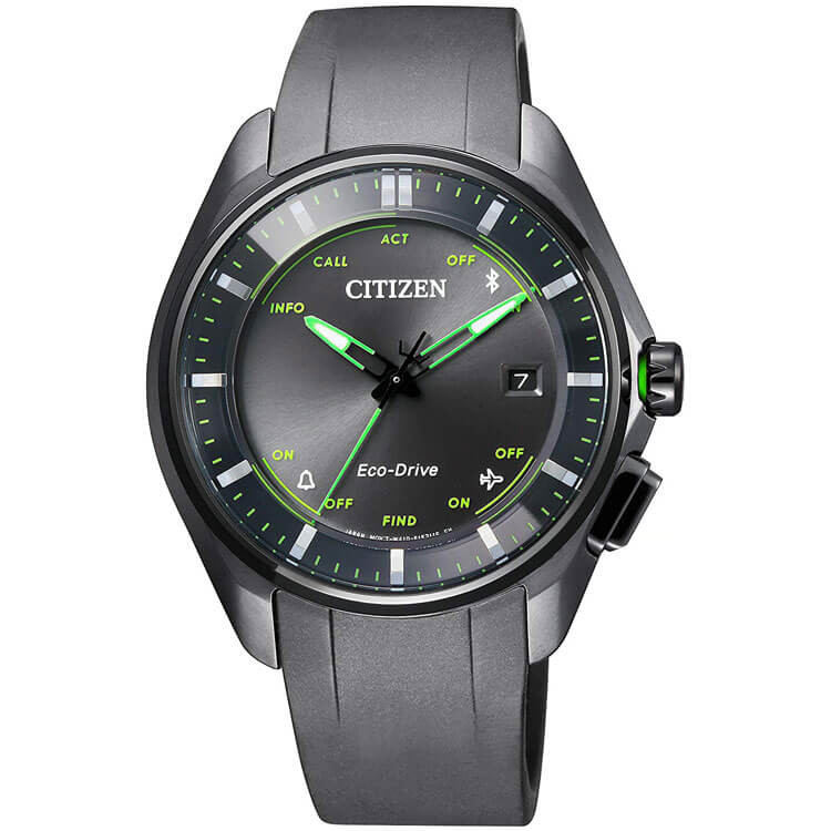CITIZEN W410 bluetooth watch Bz4005-03 Eco drive