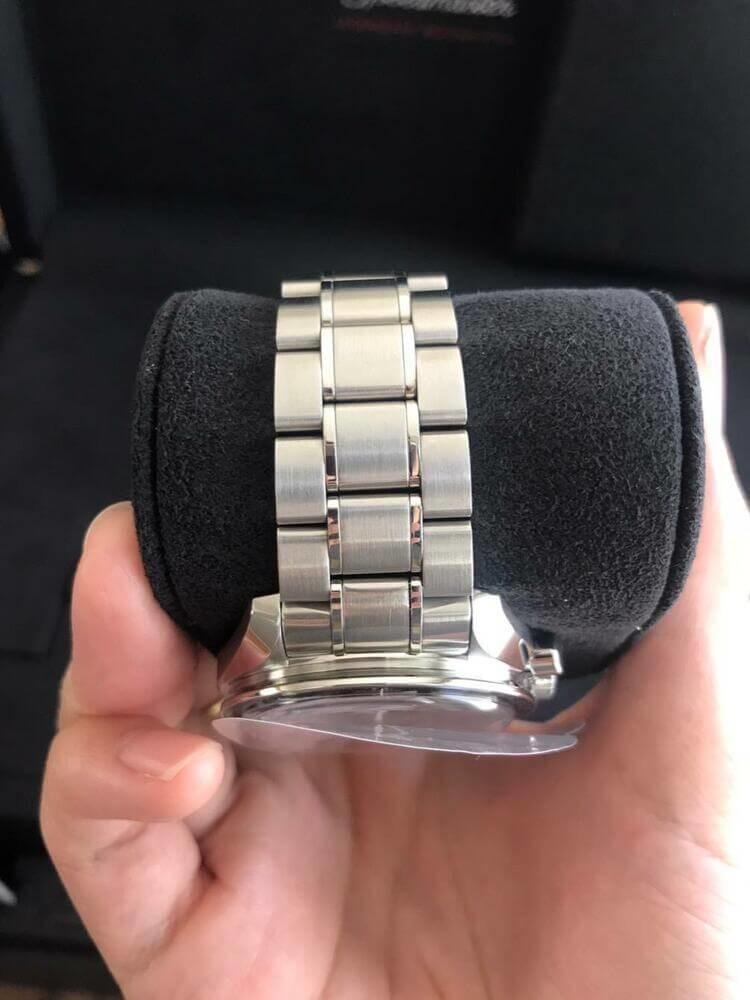 cinturino in acciaio omega speedmaster