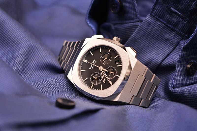 Recensione D1 Milano Chronograph