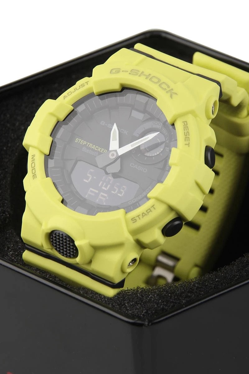 Casio G-Shock Giallo