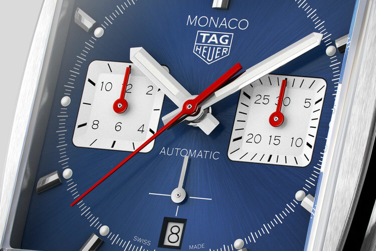 Quadrante Tag Heuer Monaco
