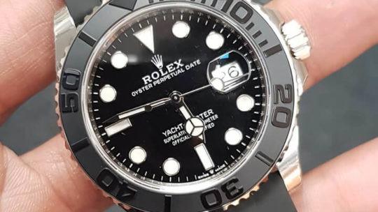 Recensione Rolex Yacht-Master 42