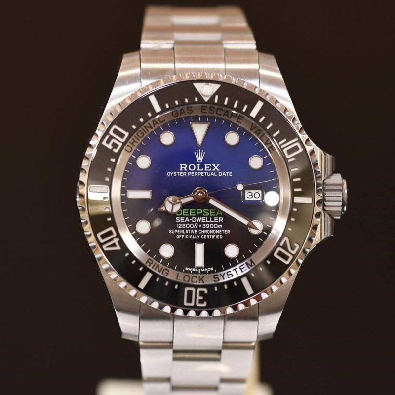 Recensione del Rolex Deepsea