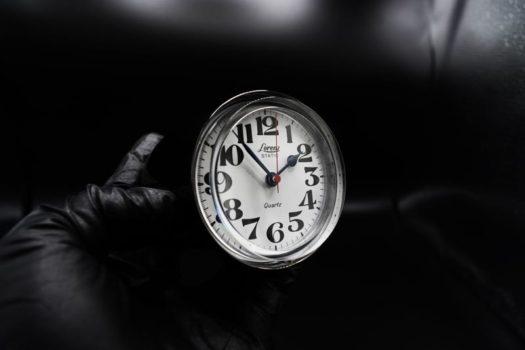 Lorenz Static, l'orologio di Richard Sapper