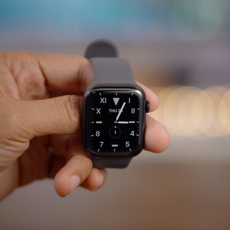 Recensione Apple Watch 5
