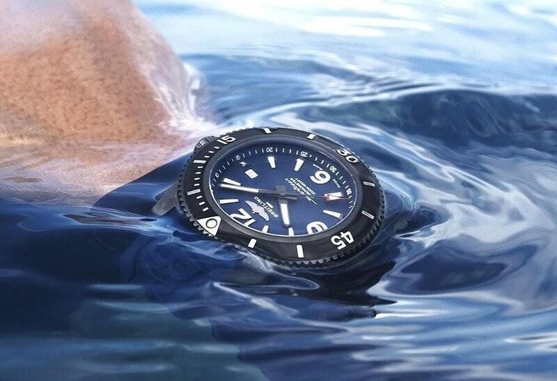 Recensione Breitling Superocean