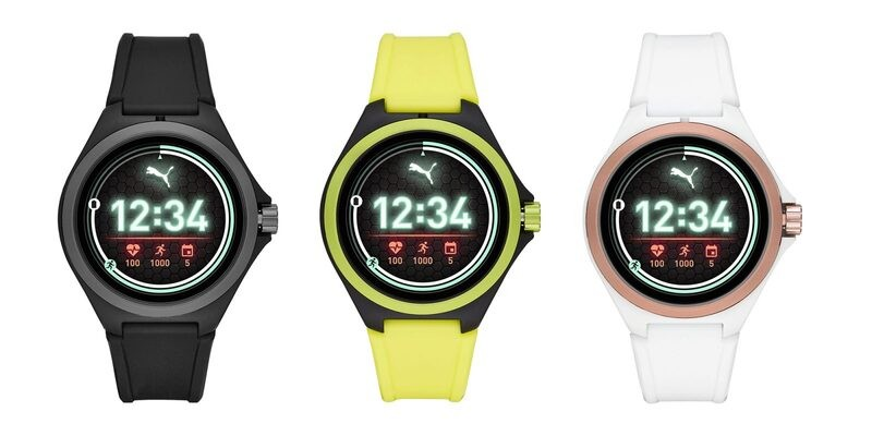 Smartwatch Puma Sport