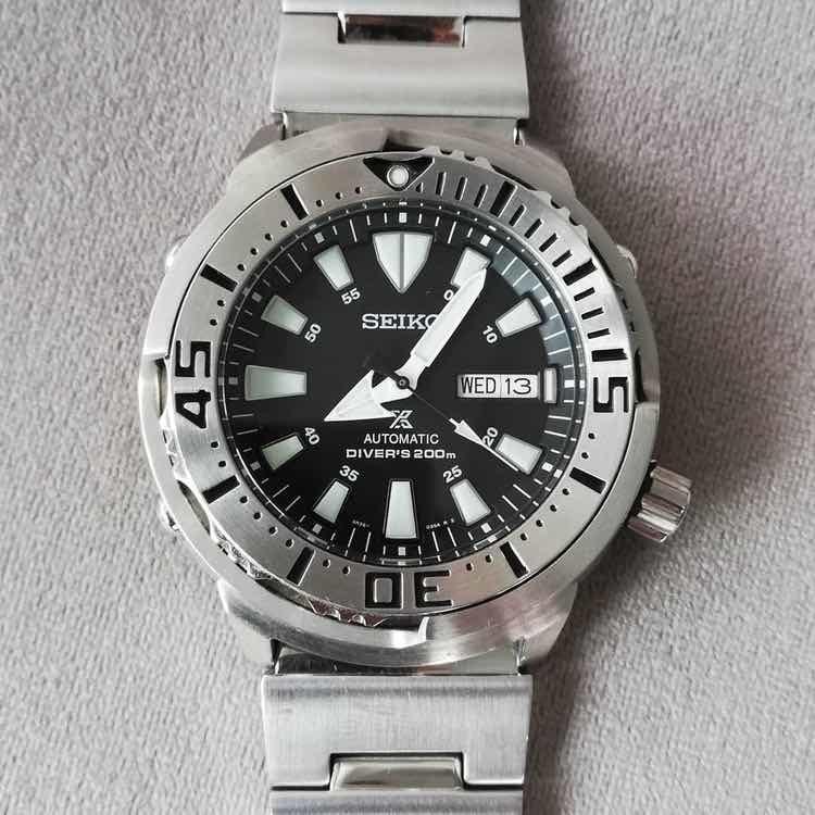 Seiko Prospex Sea Automatic Diver SRP637K1