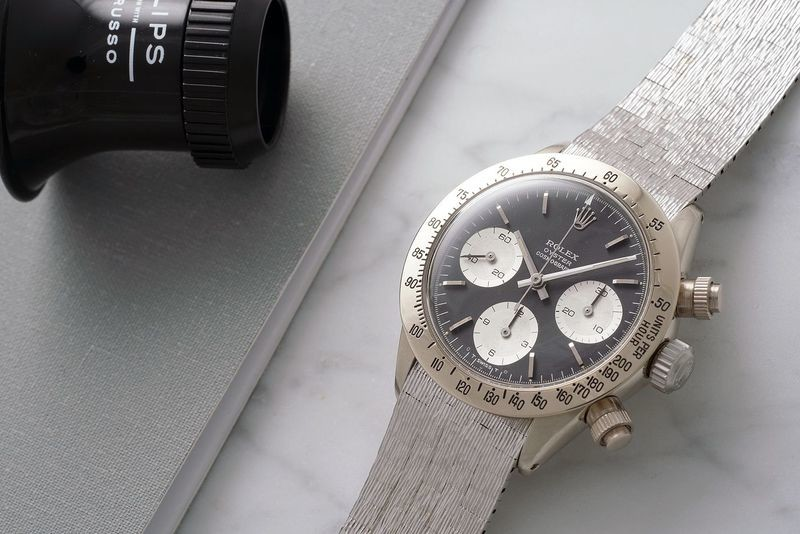 "Rolex Cosmograph Daytona ""The Unicorn"" Ref. 6265"