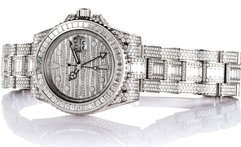 Rolex GMT-Master Ice ref. 116769TBR