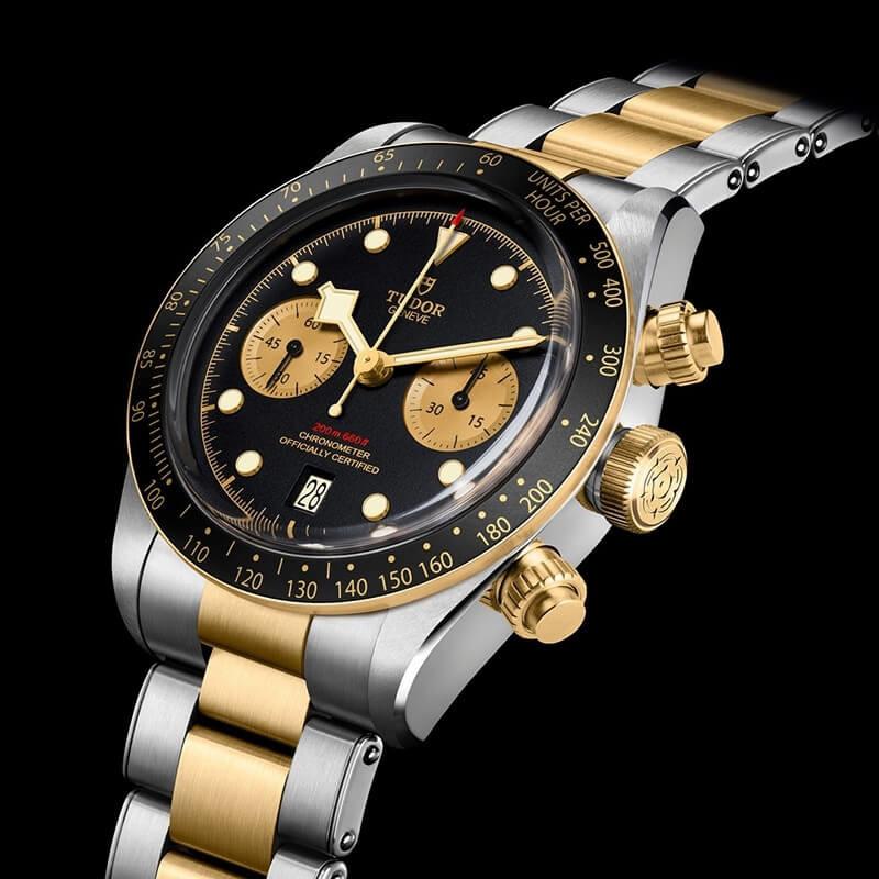 Tudor Black Bay Chrono S&G M79363N-0001