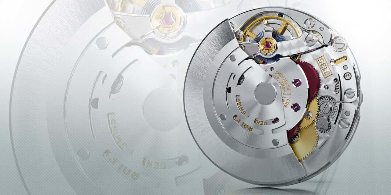 Calibro Rolex 3135
