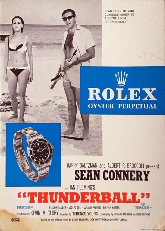 Rolex 5508 James Bond