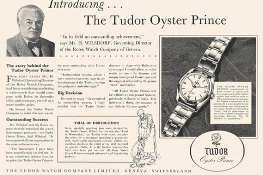 Hans Wilsdorf: il papà del Rolex-Tudor